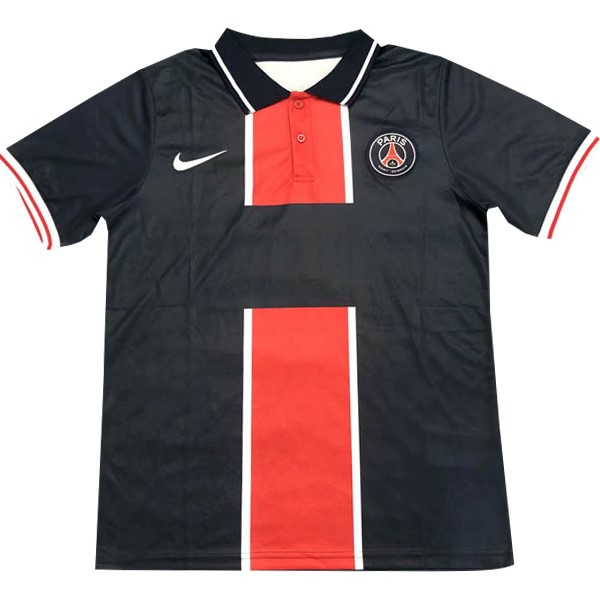Polo Paris Saint Germain 2020/2021 Azul Rojo